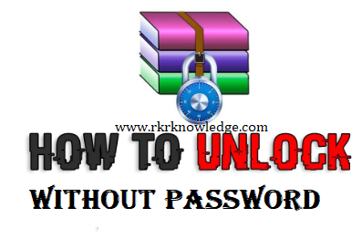 UnlockZipfile without password