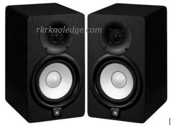 studio-speakers